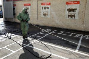 В Роспотребнадзоре рассказали о правилах дезинфекции в условиях эпидемии