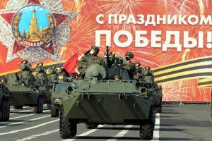 И тут из-за угла танки: в Петербурге репетировали парад боевой техники