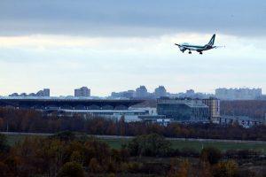 В «Пулково» задерживают рейсы из-за сообщений о минировании