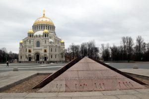 В Петербург доставили ковчег с мощами святого праведного воина Феодора Ушакова