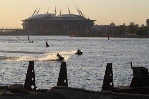 Петербургские гидроциклисты открыли сезон
