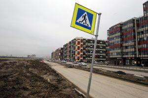 Для людей, машин и рыб: в Кудрово строят новый мост