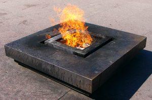«Героиню» видео о сожжении розы на Вечном огне привлекли к ответственности