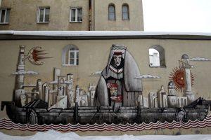 Петербуржцы попросили дополнить памятку для любителей граффити