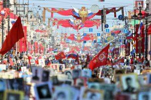 Шествие «Бессмертного полка» могут перенести на сентябрь — СМИ