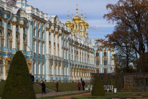 В Царском Селе реконструируют Федоровский городок