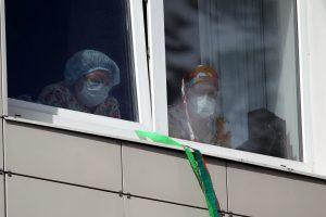 Обсервация закончена: сотрудники больницы Святого Николая Чудотворца смогли вернуться домой
