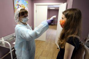 Число умерших от коронавируса в Петербурге за последние сутки составило 26