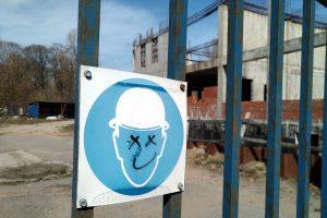 Смольный обещает сдать «проблемную» поликлинику на Вербной улице к концу года