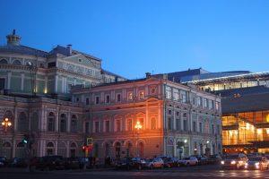Историческая сцена Мариинского театра откроется 1 августа