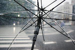 В ближайшие дни город и область ждут дожди и грозы