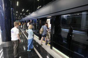 Станцию метро «Новокрестовская» переименовали в «Зенит»