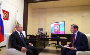 Интервью Владимира Путина: что президент думает о коронавирусе, экономике и ситуации в Белоруссии