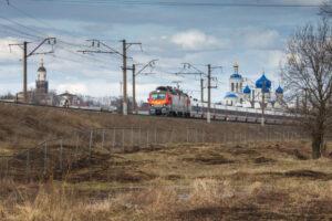 Скоростной поезд «Стриж» соединит Петербург с Поволжьем