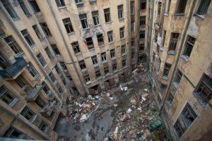 КГИОП снова будет рассматривать вопрос о сносе дома Басевича