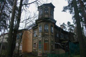 В Сестрорецке восстановят историческую дачу Кочкина