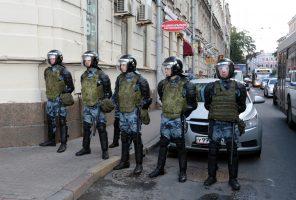 Три человека задержаны на акции в поддержку Фургала – СМИ