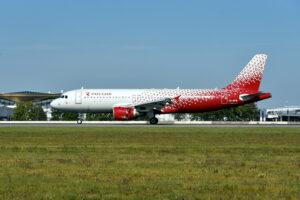 Летевший из Петербурга в Анталью самолёт вернулся в Пулково