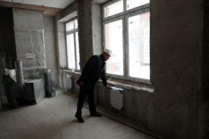Смольный: около 70% жилых домов уже готовы к зиме