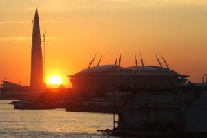Синоптик: В Петербурге продолжается лето