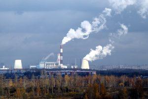 В Петербурге установили 25 автоматических станций мониторинга атмосферного воздуха