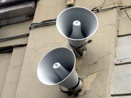 В Петербурге актуализируют систему оповещения населения о ЧС