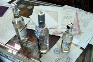 Полиция расследует факт отравления ребёнка спиртом на юго-западе Петербурга
