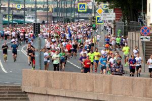 ЗаБег после тяжкой болезни: в Петербурге состоялось первое масс-спортивное событие посткарантинной эпохи