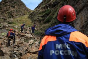 В Приэльбрусье погиб 80-летний альпинист из Петербурга
