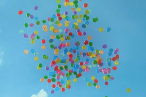 «Раздельный сбор» призывает школы и компании отказаться от воздушных шаров на 1 сентября
