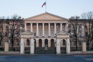 Юлию Аблец освободили от должности председателя комитета по молодёжной политике