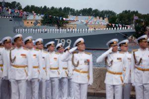 На площади Труда установят памятник адмиралу Фёдору Ушакову