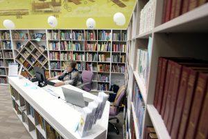 В ТД «Пассаж» снова заработал отдел библиотеки имени Маяковского