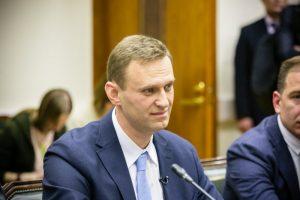 Российский учёный сообщил о выдвижении Навального на Нобелевскую премию мира