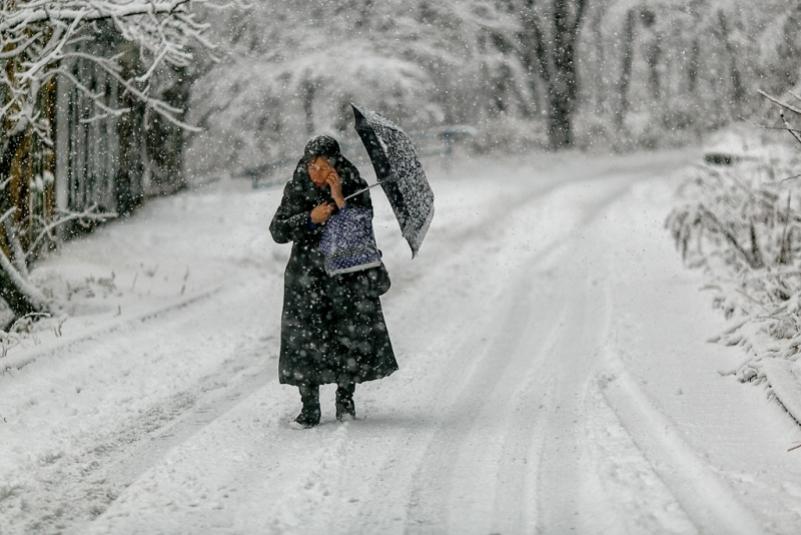 В ближайшие дни в России ожидаются морозы до минус 15 градусов
