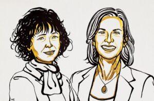 Нобелевская премия по химии присуждена за редактирование генома
