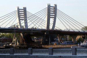 Мосты Бетанкура и Троицкий получат современную подсветку