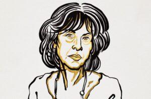 Нобелевскую премию по литературе получит американская поэтесса Луиза Глюк