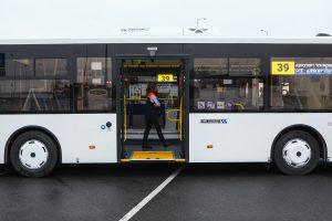 Смольный: Общественный транспорт получит приоритет на улицах Петербурга