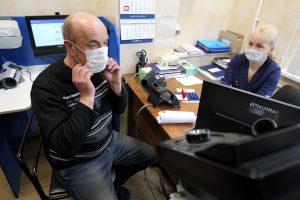 В России зарегистрировали более 18 тыс. новых случаев COVID-19