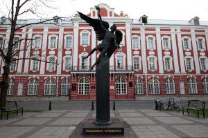 В день рождения отца вирусологии Дмитрия Ивановского в СПбГУ открыли его портрет