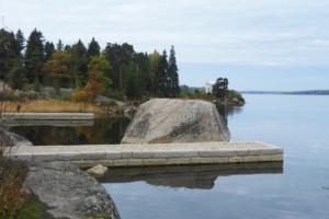 Готов к приёму туристов: в Монрепо завершилось благоустройство парковой зоны