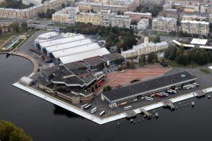 До конца года Смольный откроет ещё четыре корпуса временного госпиталя в «Ленэкспо»