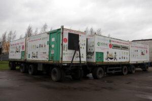 Комитет по природопользованию: экопункты вернутся в Петербург
