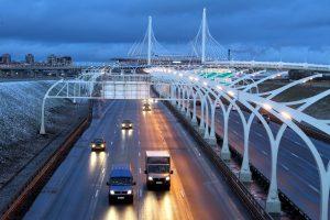 Стоимость проезда по ЗСД увеличится с 1 декабря