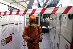 За сутки в Петербурге обследовали на коронавирус почти 40 тыс. человек