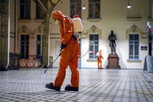 За сутки в Петербурге обследовали на коронавирус больше 44,5 тыс. человек
