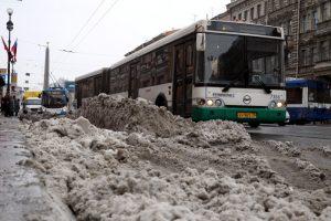 Зима принесёт в Ленинградскую область мокрый снег