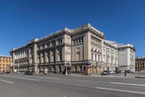 Правительство выделит на реконструкцию петербургской консерватории более 13 млрд рублей