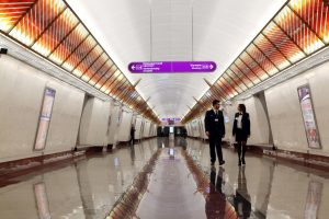 Цены на проезд в метро и наземном транспорте Петербурга в 2021 году вырастут почти на 10%